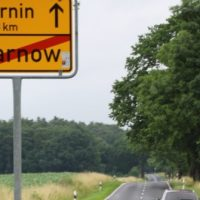 Zernin/Warnow: Straße nach Warnow weiter gesperrt